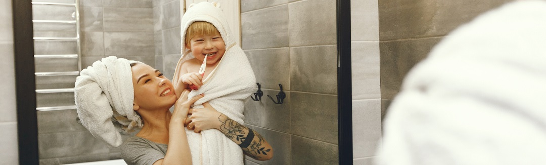 The Right Way To Brush Your Child's Teeth? 2